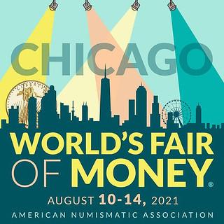 2021 ANA Worlds Fair of Money