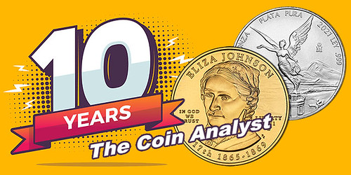 10 Years The Coin Analyst