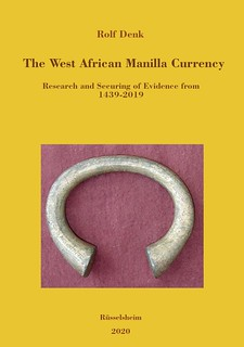The West African Manilla Currency book cover