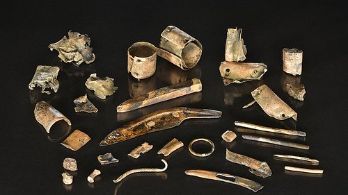 Bronze Age found in northern Germany