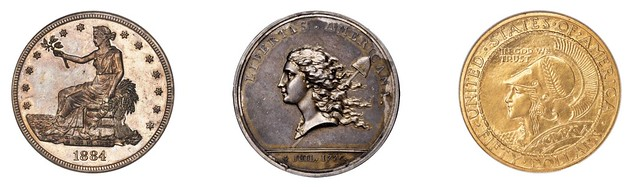 MS Rau numismatic offerings