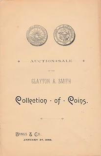 Clayton A. Smith catalog cover