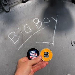 Big Boy Coin In Space