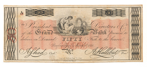 Rollinson Fifty Fish advertising note