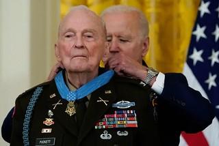 Ralph Puckett Medal of Honor