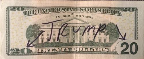 Twenty-dollar-bill_political-graffiti_Trump-2020