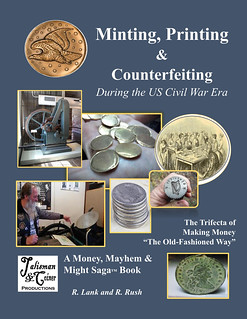 Minting Printing Counterfeiting book cover