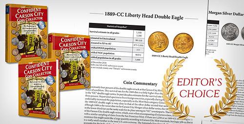 Review Confident Carson City Coin Collector