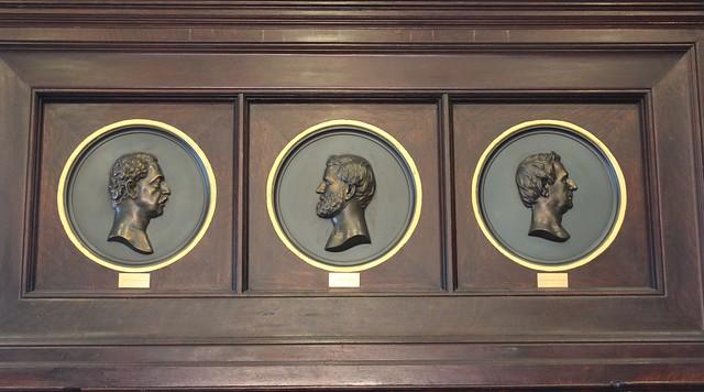 Three Medallions