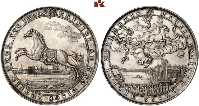 Medal Commemorating the Death of William II