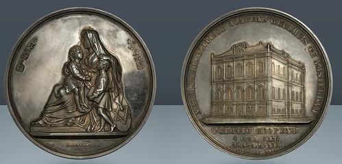 Netherlands Medal for Jewish Orphanage