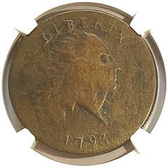 1c 1793 S-3 obv