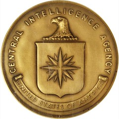 1973 CIA Honorable Service Medal obverse