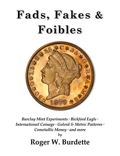 Fads, Fakes & Foibles book cover