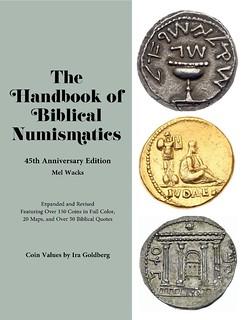 Handbook of Biblical Numismatics book cover