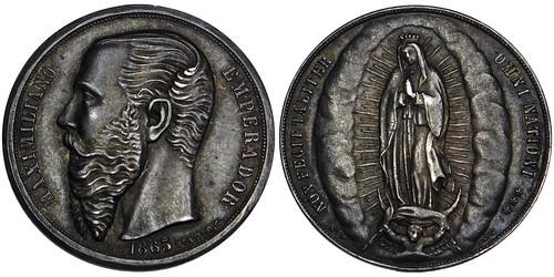 Maximiliano I silver Medal