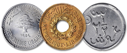 The Early Coinage of Lebanon