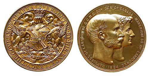 Marquess of Lansdowne Gold Medal