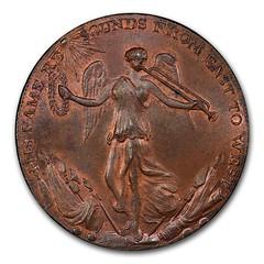 1794 Suffolk Bury Penny Conder Token reverse