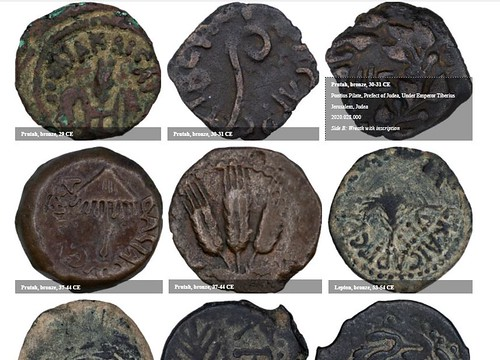 Coins of Jesus