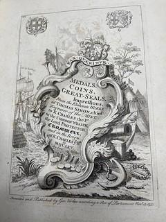 Works of Thomas Simon 4