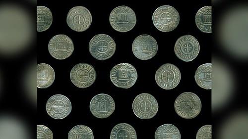 Poland Carolingian coin find