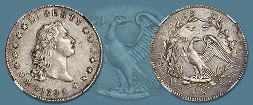 Southern UK 1794 Dollar