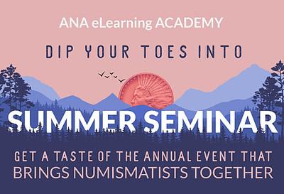 ANA 2021 Summer Seminar