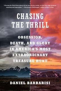 Chasing the Thrill book cover