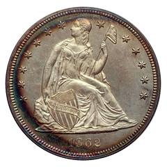 1862 Dollar