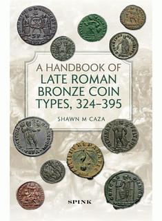 A Handbook of Late Roman Bronze Coin Types book cover