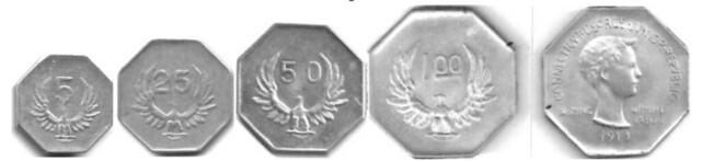 George Junior Republic tokens