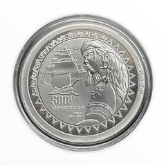 Philippines Battle of Mactan Numisworks Quincentennial medal obverse