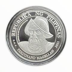 Philippines Battle of Mactan Alamat Quincentennial medal obverse