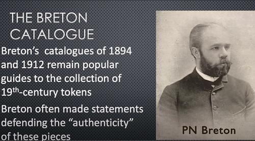 The Breton Catalogue