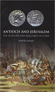 Antioch and Jerusalem Cover