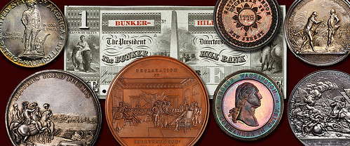 Revolutionary Themed Numismatics