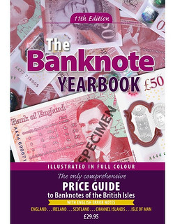 Banknote Yearbook 11th edition
