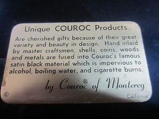 Couroc products