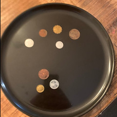 Couroc coin plate