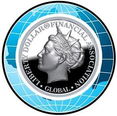 Liberty Dollar Financial Association logo