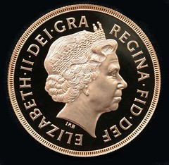 Ian Rank-Broadley Queen Elizabeth II effigy