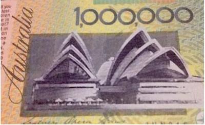 Australian Kelly Bucks scrip