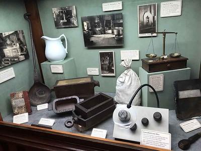 Carson City Mint exhibit