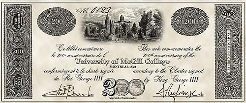 2021 McGill College note