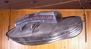 Francis Patent Metallic Life Car