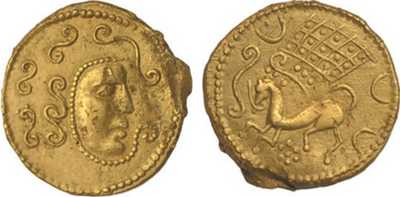coin of the parisii