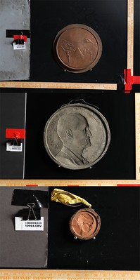 Medallic Art galvanos