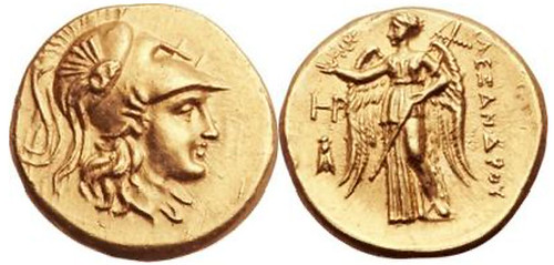 Alexander III the Great stater