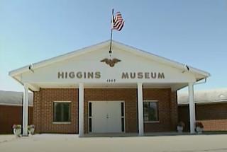 the Higgins Money Museum
